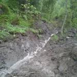 drainage, fossés à ciel ouvert