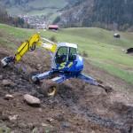 aménagement de pistes de ski