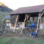 terrassement pour rénovation
